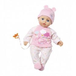 ZAPF CREATION Super Soft Lalka BABY BORN ze smoczkiem 825334