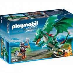 PLAYMOBIL 6003 KNIGHTS WIELKI SMOK ZAMKOWY