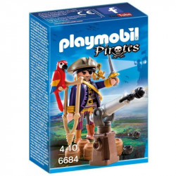 PLAYMOBIL PIRATES 6684 KAPITAN PIRATÓW
