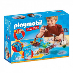 PLAYMOBIL - 9328 - Play Map - PIRACI