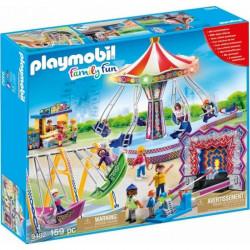 PLAYMOBIL 9482 Family Fun WESOŁE MIASTECZKO