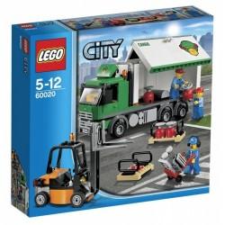 LEGO CITY 60020 Ciężarówka Cargo