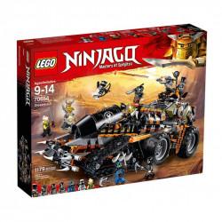 LEGO NINJAGO 70654 DIESELNAUTA