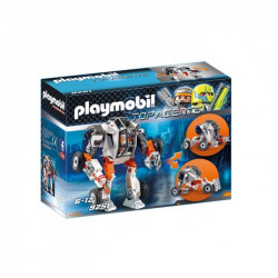 PLAYMOBIL 9251 TOP AGENTS Robot Agenta T.E.C
