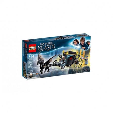 LEGO HARRY POTTER 75951 Fantastic Beasts UCIECZKA GRINDELWALDA