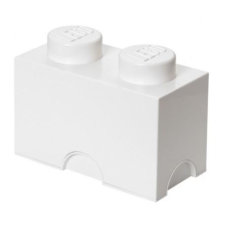 LEGO Pojemnik 2 na Zabawki Biały