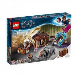 LEGO HARRY POTTER 75952 Fantastic Beasts Walizka Newta z Magicznymi Stworzeniami