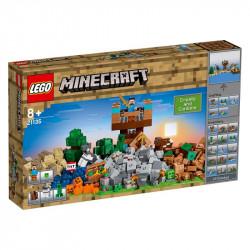 LEGO Minecraft 21135 Kreatywny Warsztat 2.0