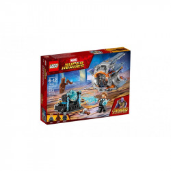 LEGO SUPER HEROES 76102 Poszukiwanie Broni Thora