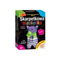 Ranok Creative - 1374- Skarpetkowa Maskotka - Kotek