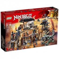 LEGO NINJAGO 70655 Smocza Jama