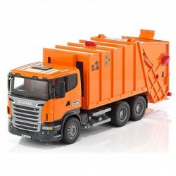 BRUDER Śmieciarka Scania 03560
