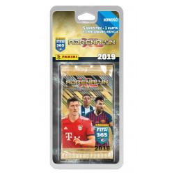 PANINI FIFA 365 BLISTER Karty Piłkarskie 09433