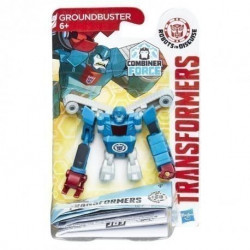 TRANSFORMERS Robots in Disguise GROUNDBUSTER B7046