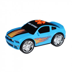 TOY STATE Auto STREET SCRESMERS FORD MUSTANG Niebieski 33142