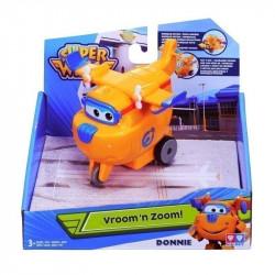 SUPER WINGS Samolot Śrubek DOONIE z napędem Vroom&Zoom 710120