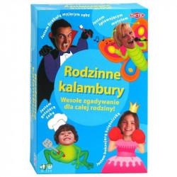 TACTIC Gra Planszowa Rodzinne Kalambury 40566
