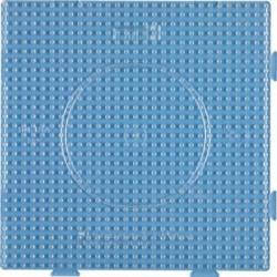 Hama - 234 TR - Podkładki Uzupełniające Do Koralików Midi - Kwadrat Uniwersalny Transparentny