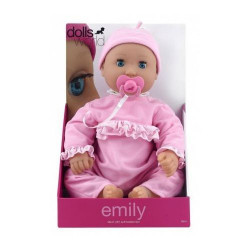 Peterkin DANTE Dolls World Lalka Bobas EMILY 46cm 8540