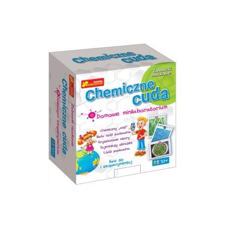 Ranok Creative - 0971 - Zabawki Naukowe - Domowe Minilaboratorium - Chemiczne Cuda