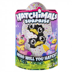 SPIN MASTER Hatchimals Surprise JAJKO ŻYRAFIAK BLIŹNIAKI 6037097