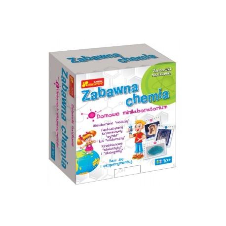 Ranok Creative - 0957- Zabawki Naukowe - Domowe Minilaboratorium - Zabawna Chemia