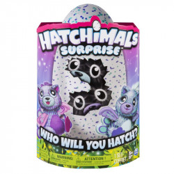 SPIN MASTER Hatchimals Surprise JAJKO KOTEK BLIŹNIAKI 6037096