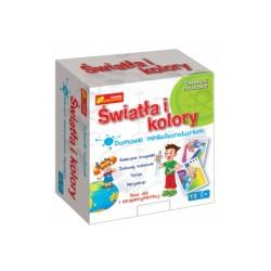 Ranok Creative - 0995 - Zabawki Naukowe - Domowe Minilaboratorium - Światła i Kolory