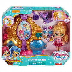 FISHER-PRICE Shimmer&Shine Pokój z Lustrem DTK90