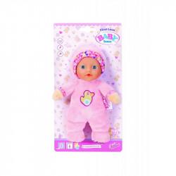 ZAPF CREATION Baby Born Lalka Pierwsza Miłość Różowa18cm 825297