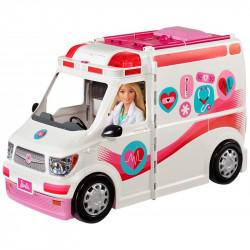 MATTEL Barbie POJAZD RATUNKOWY BARBIE FRM19