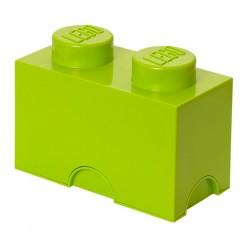 LEGO Pojemnik 2 na Zabawki Limonka