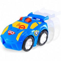Dumel Discovery Odjazdowe Autko niebieskie 45327