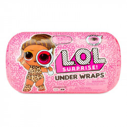 L.O.L SURPRISE Eye Spy UNDER WRAPS LALECZKA PANTERKA W KAPSULE 552062
