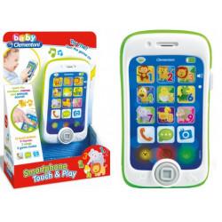 CLEMENTONI Baby Clementoni Smartfon Dotykowy 17223