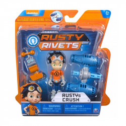 SPIN MASTER Rusty Rivets Rusty & Crush 1469
