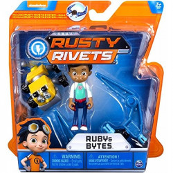 SPIN MASTER Rusty Rivets Ruby & Bytes 1470