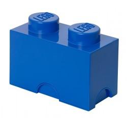 LEGO Pojemnik 2 na Zabawki Niebieski