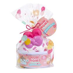 MGA ENTERTAINMENT Num Noms SQUISHY Ciasteczka Gniotki Antystresowe Raspberry Cream 554424
