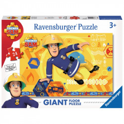 RAVENSBURGER Puzzle 24 ELEMENTY STRAŻAK SAM 54466