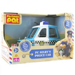LISTONOSZ PAT Samochód Policyjny 2787