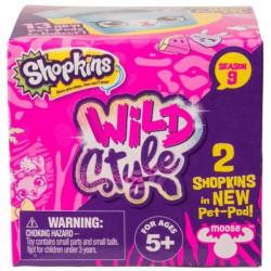 Shopkins Seria9 Wild Style NIESPODZIANKA HPKC8000
