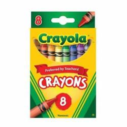 CRAYOLA Kreda Kolorowa Niepyląca 0281