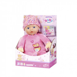 ZAPF CREATION Baby Born Lalka Pierwsza Miłość Różowa 30cm 825310