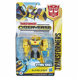 Hasbro TRANSFORMERS Cyberverse BUMBLEBEE E1900
