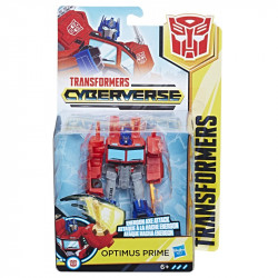 HASBRO Transformers Cyberverse OPTIMUS PRIME E1901