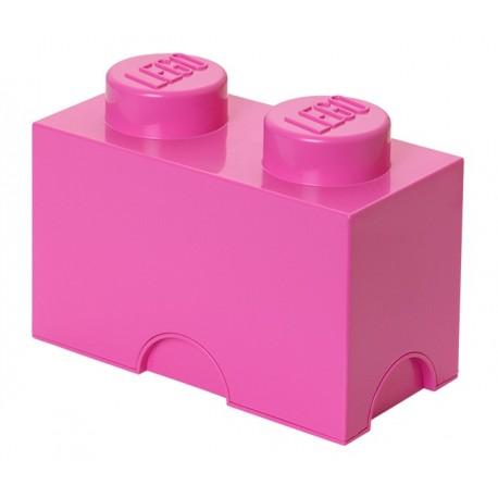 LEGO Pojemnik 2 na Zabawki Różowy