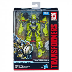 HASBRO TRANSFORMERS Studio Series RATCH E0744