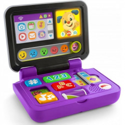 Fisher-Price LAPTOP MALUCHA Klikaj i Ucz się FXK36