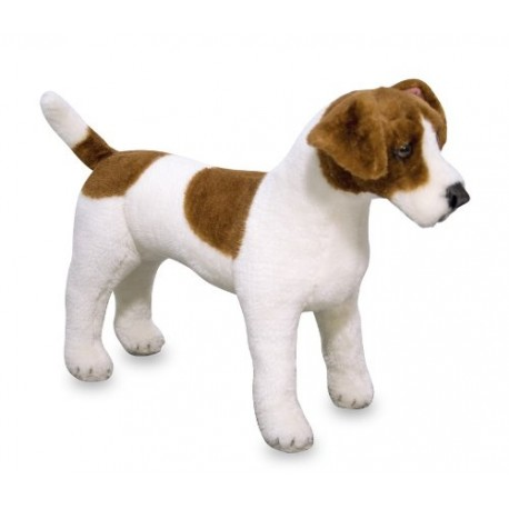 Melissa & Doug - 14867 - Maskotka Pluszowa - Jack Russell Terrier